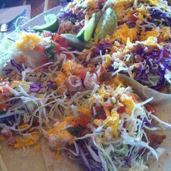 Shrimp Tacos - World Famous, San Diego, CA