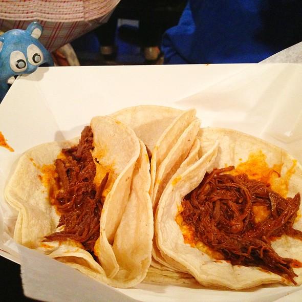 carnitas tacos @ Sol Mexican Grill