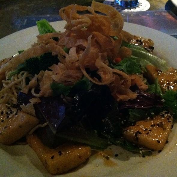 Asian Salad W/ Tofu - Montana Ale Works, Bozeman, MT