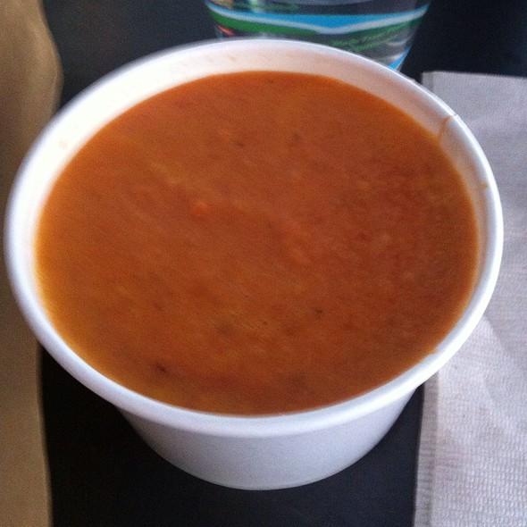 Tomato Flagship Soup @ Beecher's Handmade Cheese