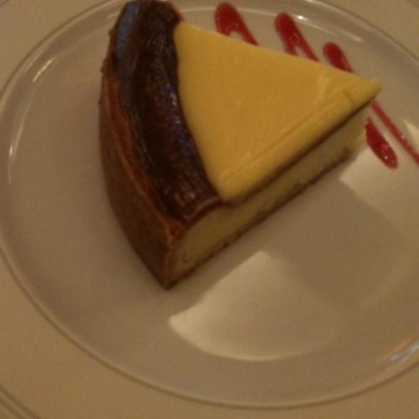 Limonlu Cheesecake @ ÖZSÜT