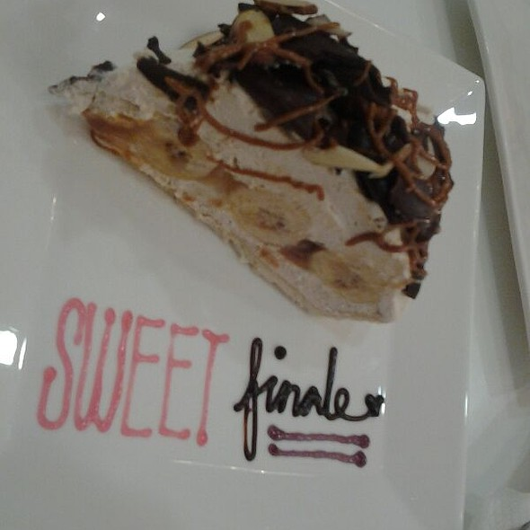 Bannoffee @ Sweet Finale @ Harbor Point Ayala Malls