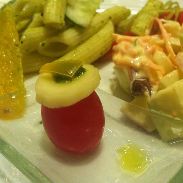Salad @ Mosaic, Mandarin Oriental