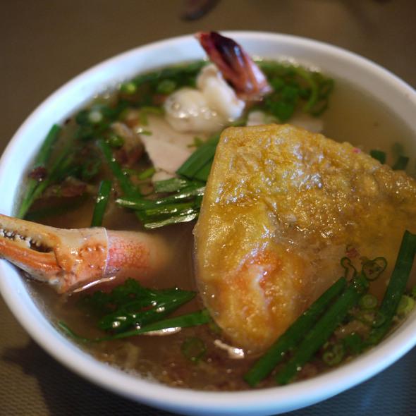 Hu Tieu Ba Nam Sa Dec @ Vung Tau Restaurant