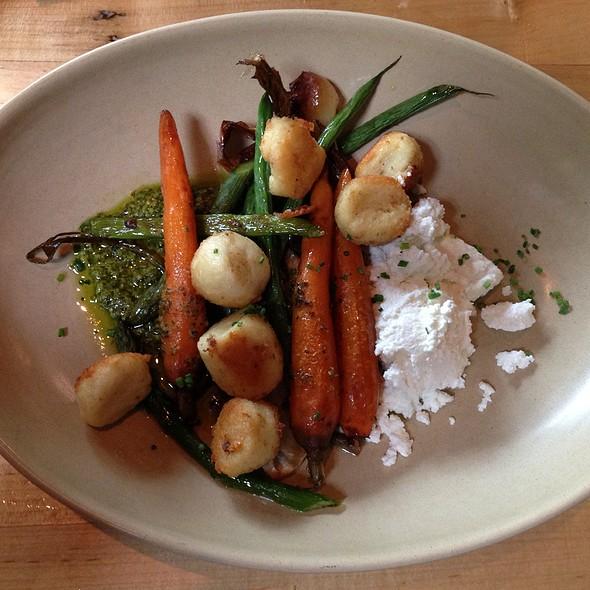 Vegetable Gnocchi - Terrain Garden Café - Westport, Westport, CT
