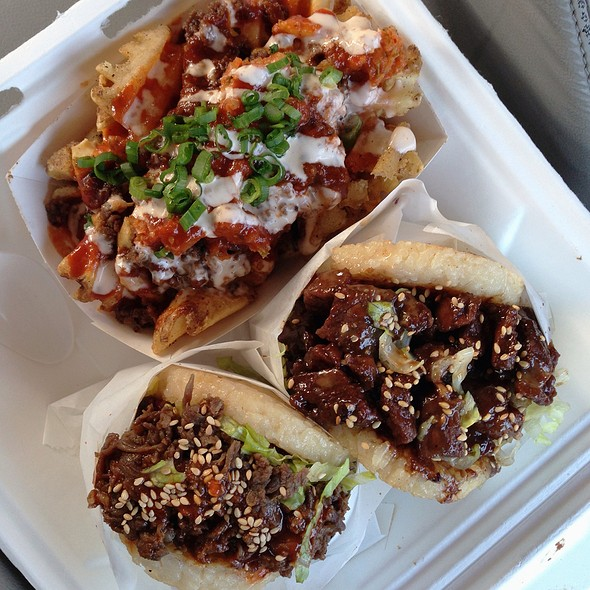 KoJa Kitchen Menu - Foodspotting