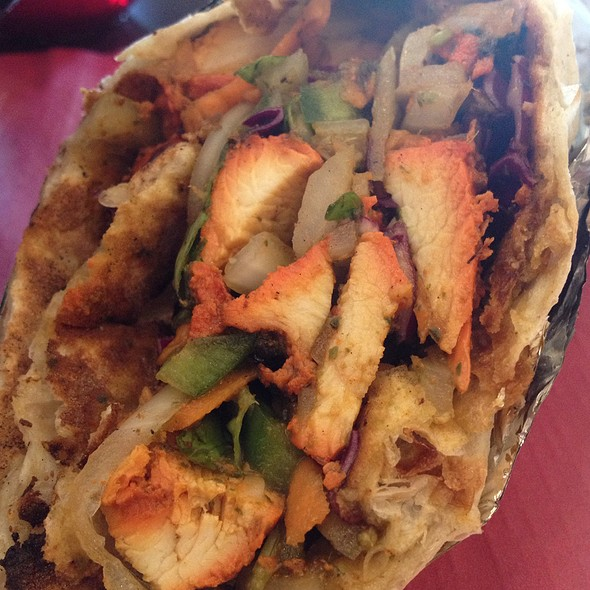 Chicken Tikka Ro - Saffron Indian Cuisine Orlando, Orlando, FL