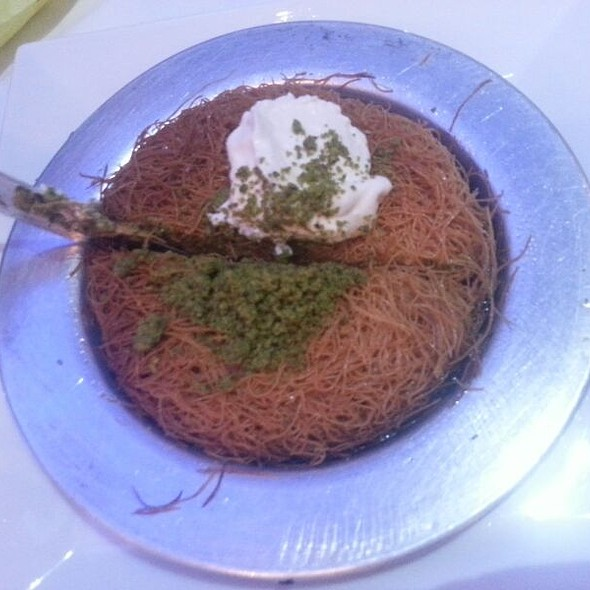 Kunafa @ Turkish Village