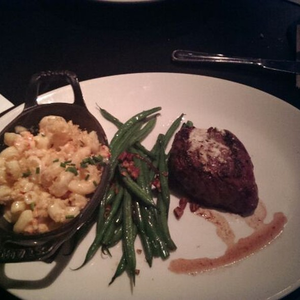 Filet Mignon @ J Gilbert's Wood Fired Steaks