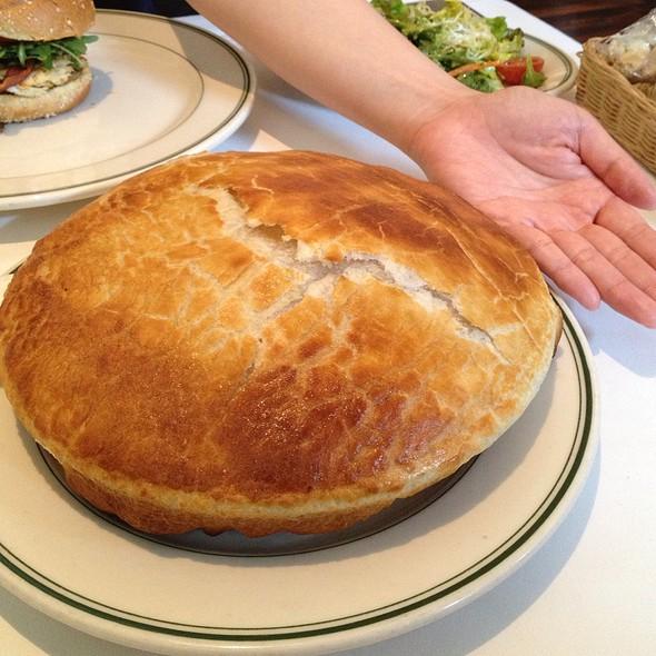 Chicken Pot Pie - The Grill on the Alley - Dallas, Dallas, TX