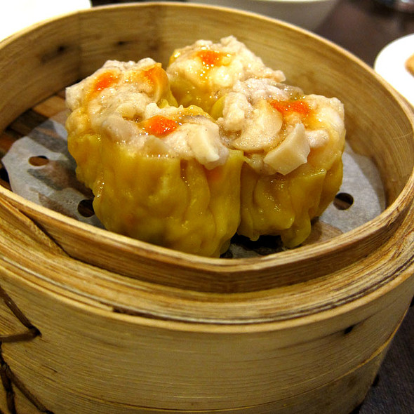 Pork Sui Mai @ Crystal Jade Golden Palace