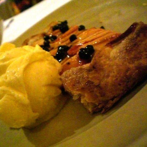 Fruit dessert @ Chez Panisse