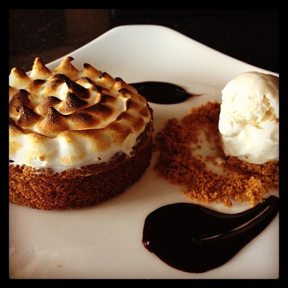 S'mores Tart - Blue Hill Tavern, Baltimore, MD