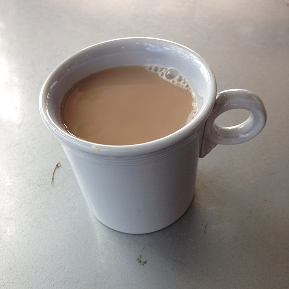 Cafe au lait @ Broad Street Baking Company