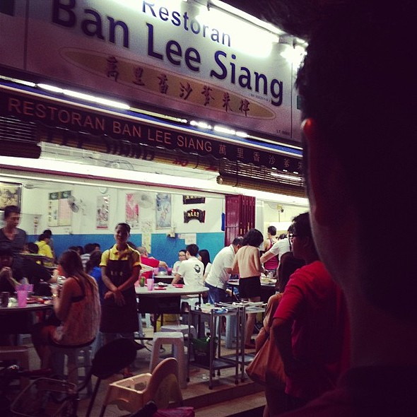 排隊!排隊! @ Ban Lee Siang Sate Celup (万里香沙爹朱津)