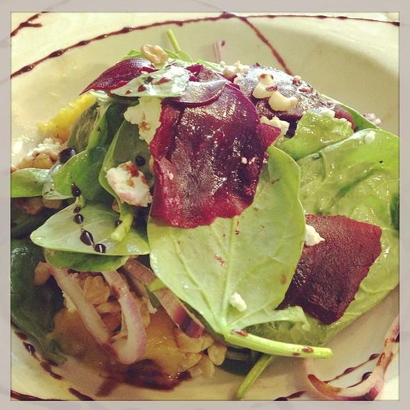 Spinach & Beet Salad @ Lady Marmalade