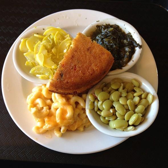 Vegetable Plate @ Grant's Kitchen