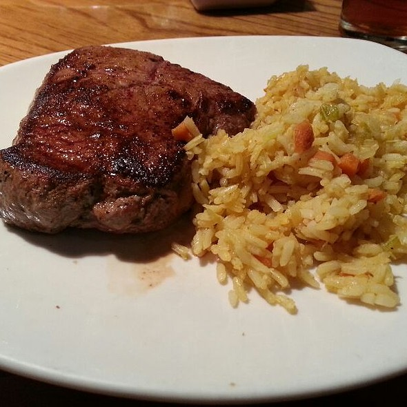 Steak And Rice @ Outback Steakhouse - Bedford