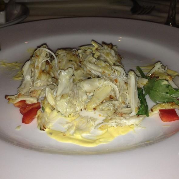 crab cake - Piccolo Fiore, New York, NY