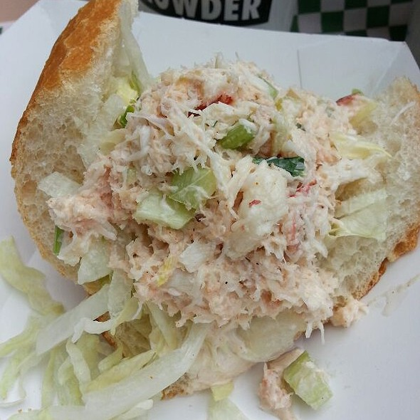 Dungeness Crab Roll @ Pike Place Chowder - Pike Place Market