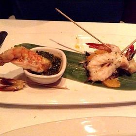 Shrimp - Fleming's Steakhouse - Winter Park