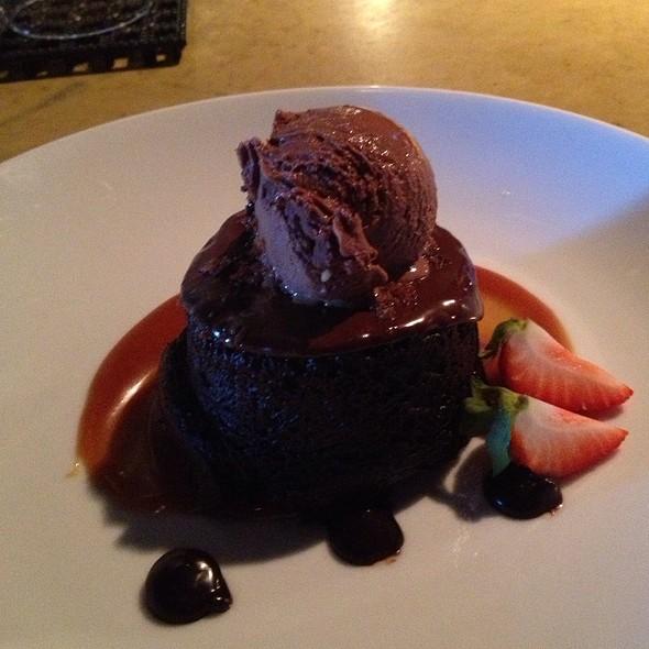 Luna Chocolate Stout Cake - Hinterland Brewery Restaurant, Green Bay, WI