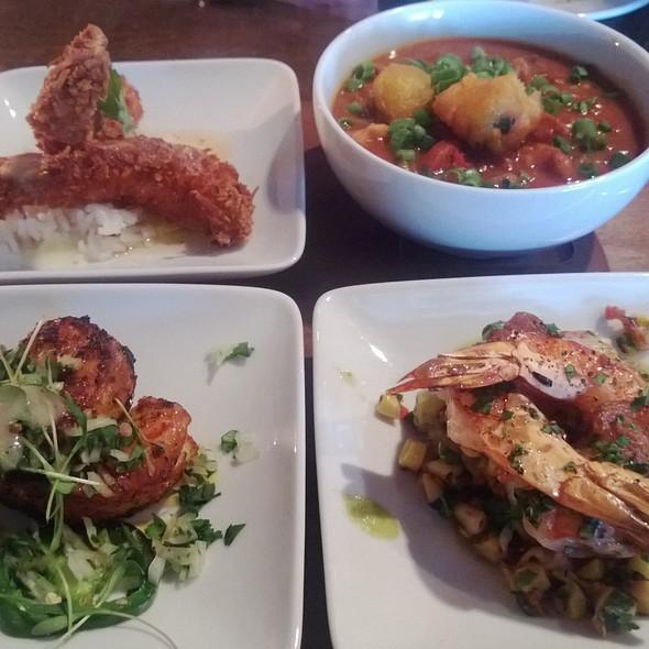 Shrimp Plank - The Tavern Kitchen & Bar - West, St. Louis, MO