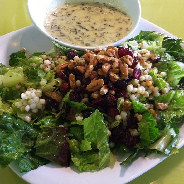 Couscous & Cabernet Salad