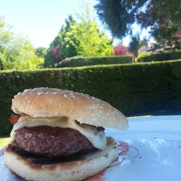 BBQ Burger @ Becerril De La Selva