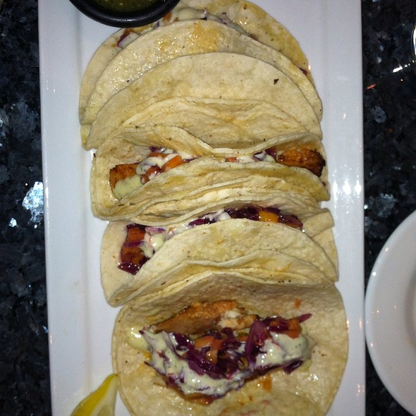 fish tacos - Stone Creek - Montgomery, Cincinnati, OH