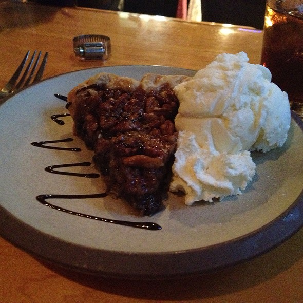 Pecan Pie @ Cafe This Way
