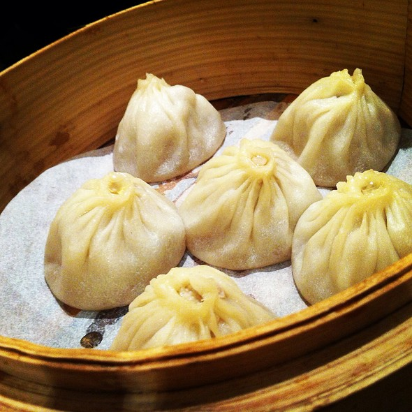 Our Signature Xiao Long Bao @ Modern Shanghai