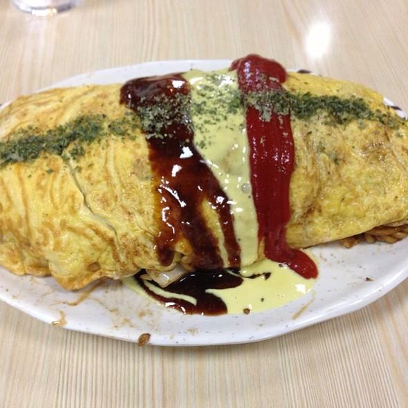 ソバロール @ スタミナラーメン さわき 川内店