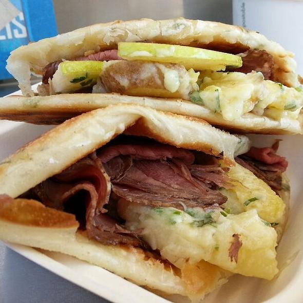 Fat Schantz @ Mei Mei Street Kitchen