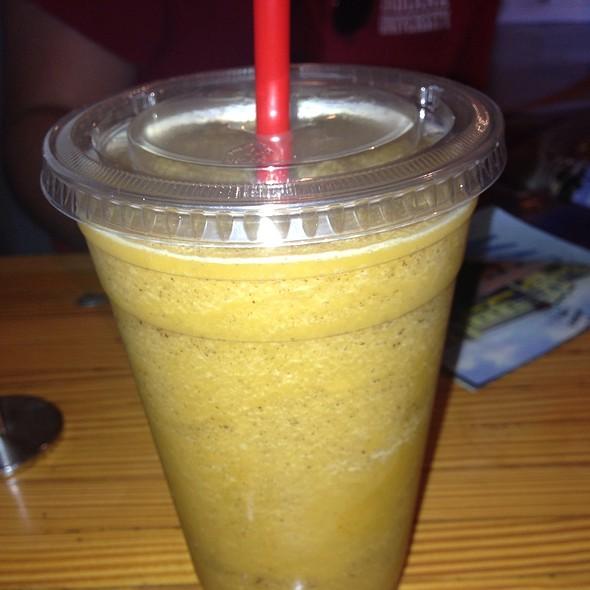 Green Drink - Squeeze Marfa, Marfa, TX