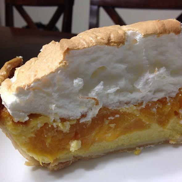 Peach Pie @ My Friend's House