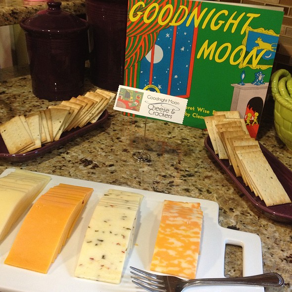 Cheese @ My Friend's Baby Shower