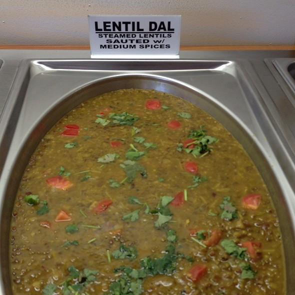 Lentils @ Seva