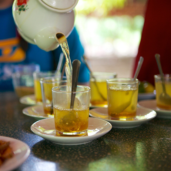 Honey Drink @ Thoi Son Restaurant