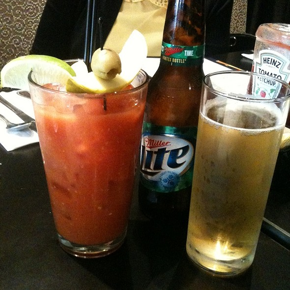 Spicy Bloody Mary @ Deleece Restaurant