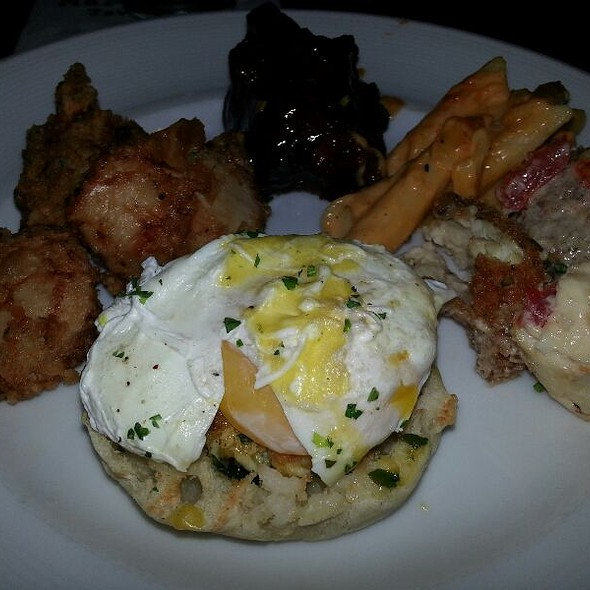 Brunch Buffet Plate @ Marlow's Tavern