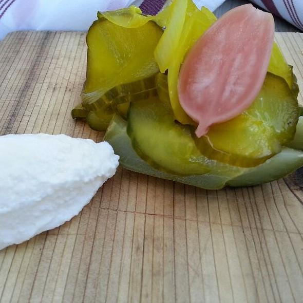 Pickles @ Seven Lamps
