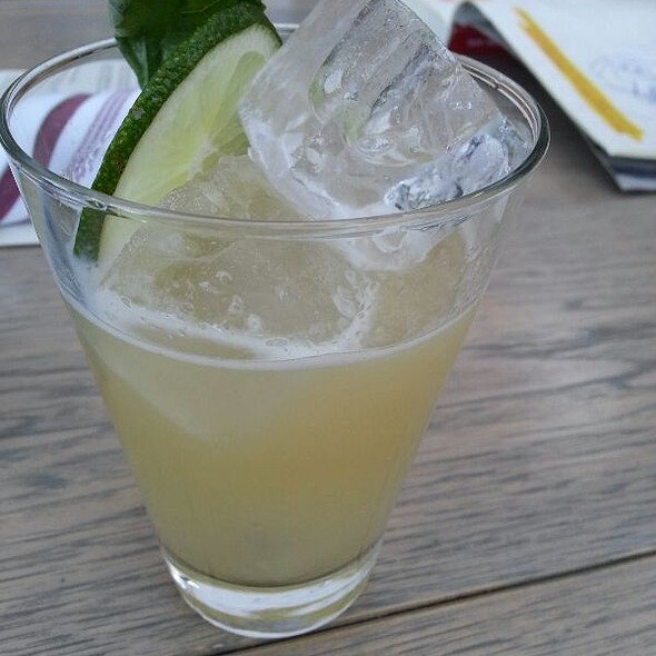Tequila Cocktail @ Seven Lamps