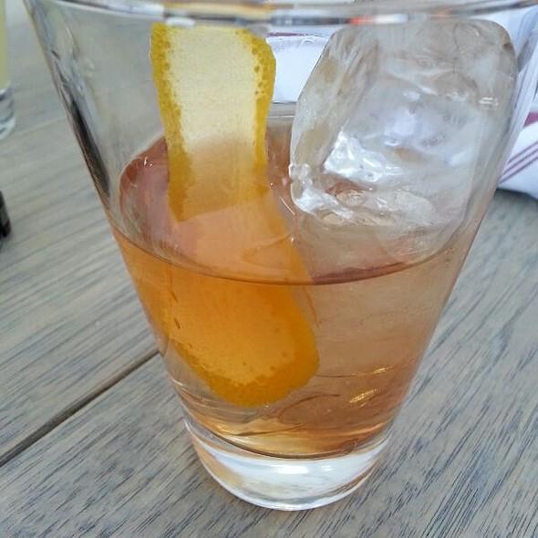 Whiskey Bottle @ Seven Lamps