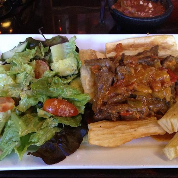 Steak Guisado - Santa Fe Mexican Grill & Bar - Wilmington, Wilmington, DE