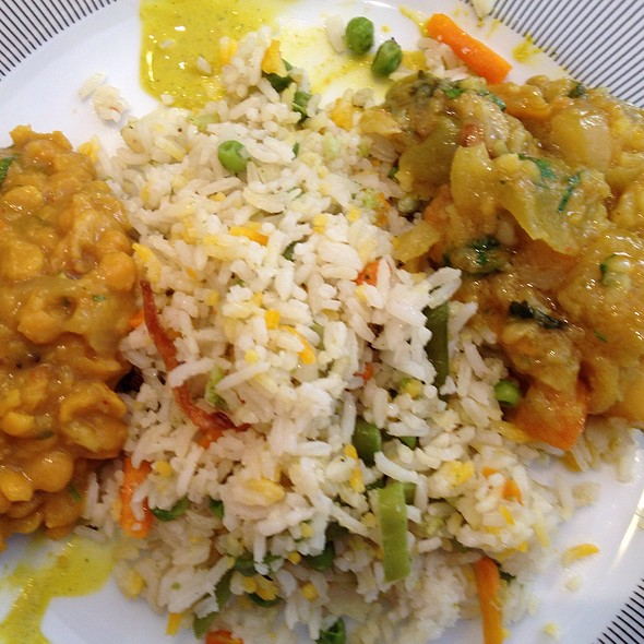 Basmati Rice @ Flavours Of India Srl