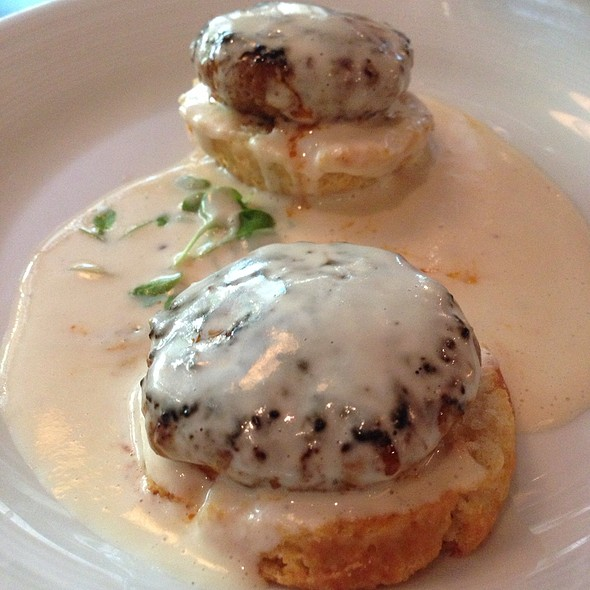 Lemon Ricotta Pancakes - Amada PHL, Philadelphia, PA