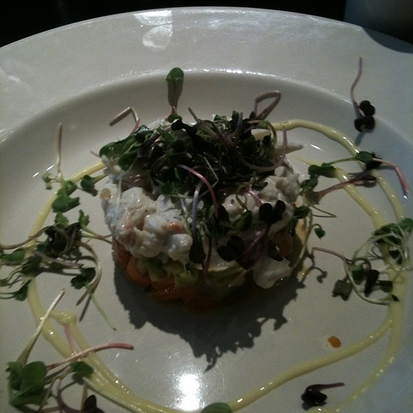 Crab Salad @ Deleece Restaurant