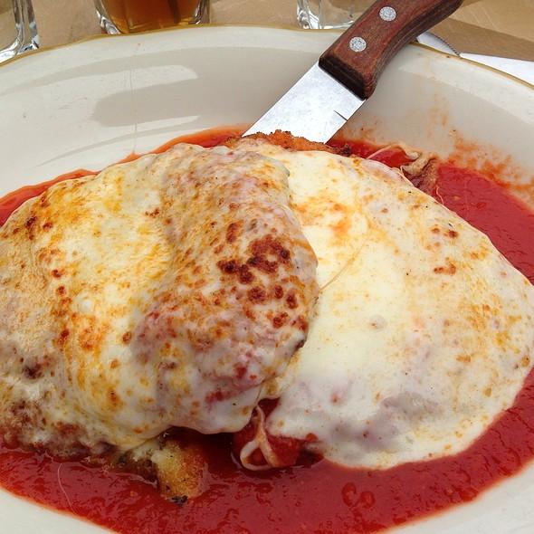 Chicken Parmesan - Chicago Prime Italian, Schaumburg, IL