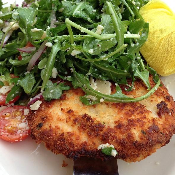 Chicken Milanase - Chicago Prime Italian, Schaumburg, IL